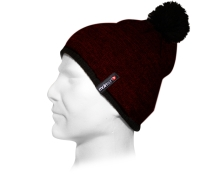 moinsen® Boarder Beanie Red/Black